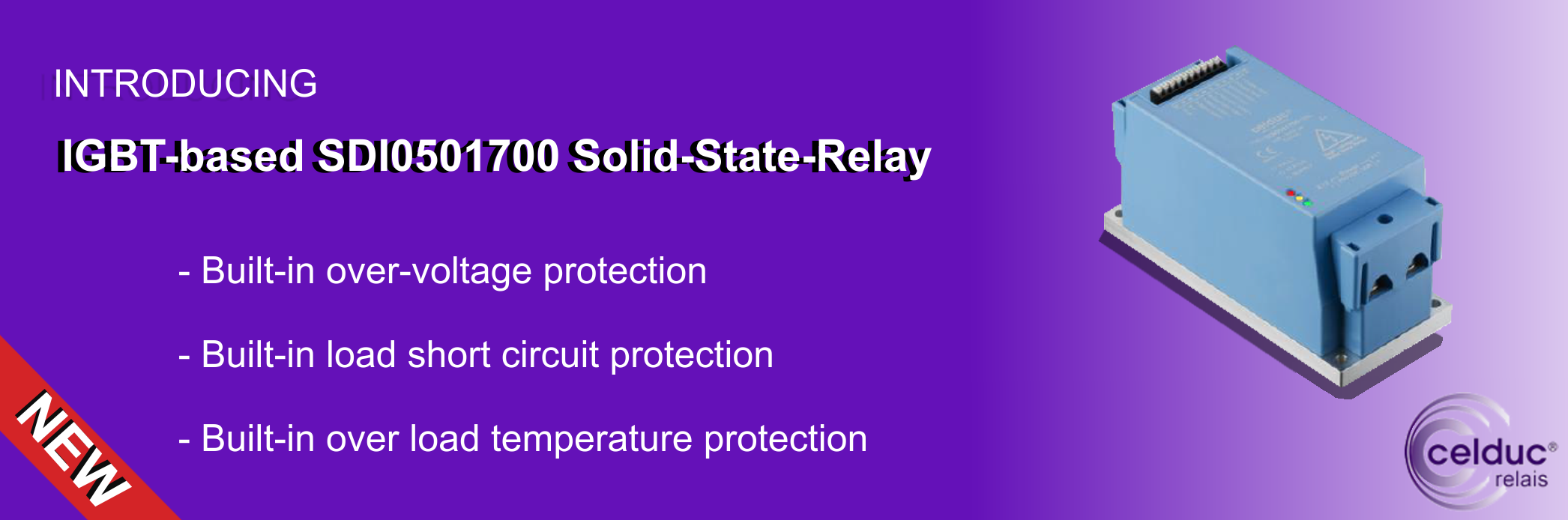 Shc Gmbh Celducs New Igbt Based Solid State Relay Solidstaterelaycircuitpng