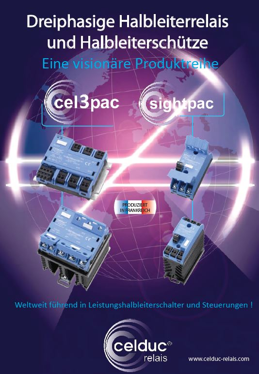 Three-Phase Solid State Relays