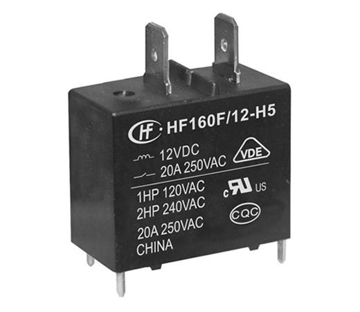 HF160F012H5T - Hongfa