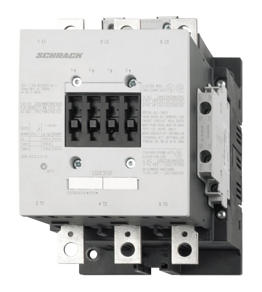 LSDE305F - Schrack Technik